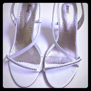 Imported Strap Sandals with Studs - Used